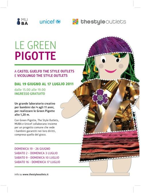 le green pigotte